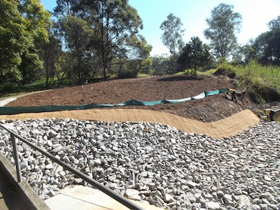 Pine Mountain Rd project