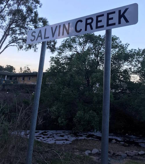 Salvin Creek