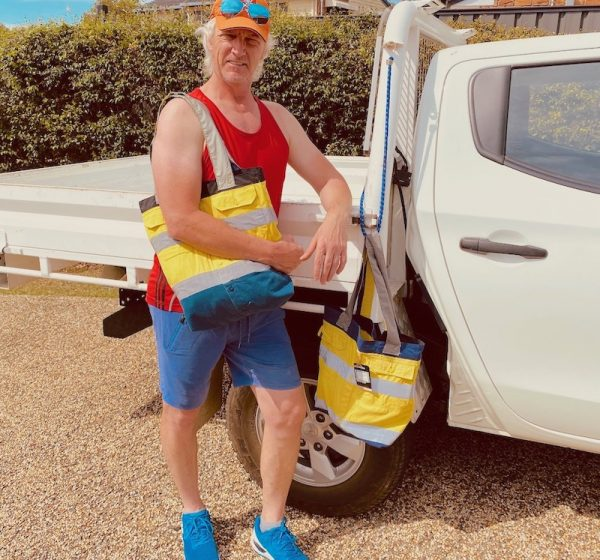 Bags for tradies