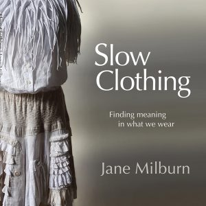 Book - Slow Clothing by Jane Milburn