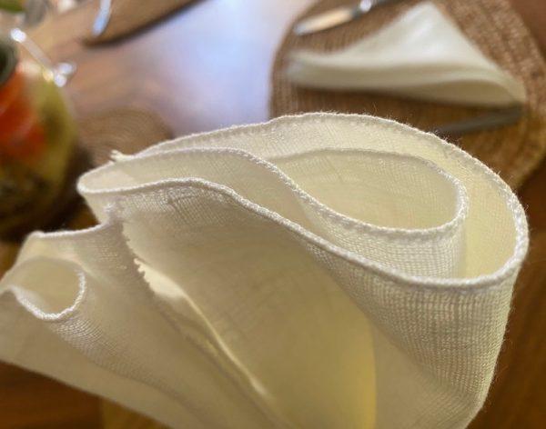 soft linen napkins