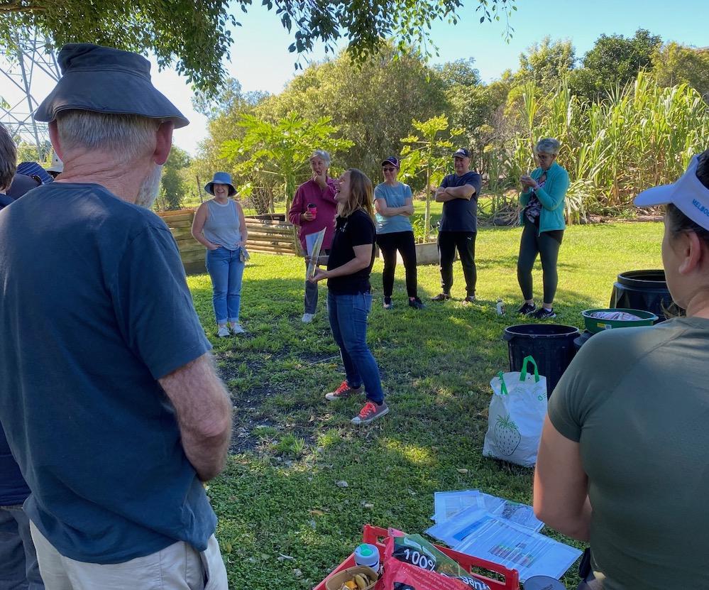 workshop with Doreen Jachmann, Carindale, Brisbane