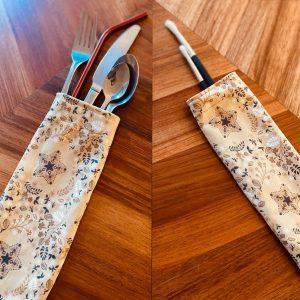 Earthy utensil pockets - Spell