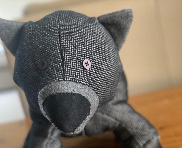 fabric wombat - Wayne | Brisbane