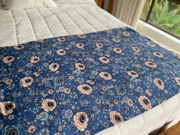 Blue Aurora - transform the look of your bed