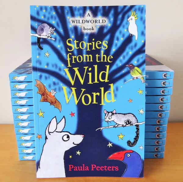 Stories from the Wildworld   By Paula Peeters - Buy